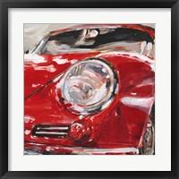 Sportscar Collection I Framed Print