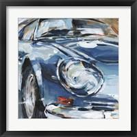 Sportscar Collection II Framed Print