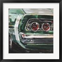Sportscar Collection III Framed Print