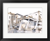 Right Conditions I Framed Print