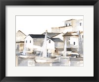 Right Conditions II Framed Print