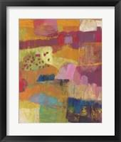 Atiptoe II Framed Print
