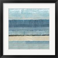 Dreams in Blue I Framed Print