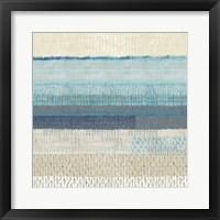 Dreams in Blue II Framed Print