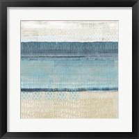 Dreams in Blue III Framed Print