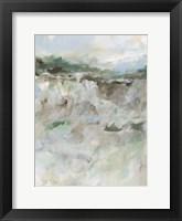 Far Away Hills I Framed Print