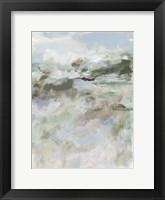 Far Away Hills II Framed Print