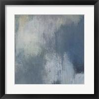 Azure Blend II Framed Print
