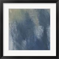 Azure Blend III Framed Print