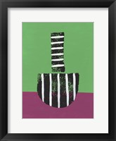 Colorful Isolation II Framed Print