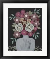 Bundle of Flowers I Framed Print