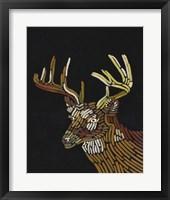 Forest Dweller III Framed Print