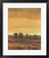 Golden Time II Framed Print