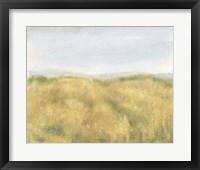 Wheat Fields II Framed Print