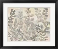 Leaf Pattern I Framed Print