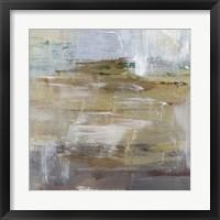 Lake Breeze III Framed Print