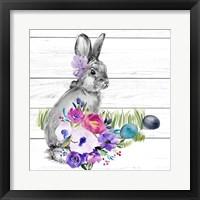 Bright Easter Bouquet I Framed Print