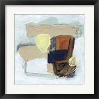 Rudimentary I Framed Print