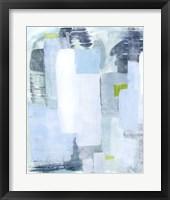 Oceanic Shimmer II Framed Print