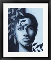 Winking Shadow III Framed Print