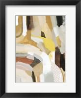 Mud and Daisies II Framed Print
