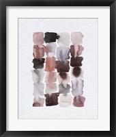 Trickle I Framed Print