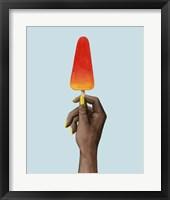 Popsicle Summer II Framed Print