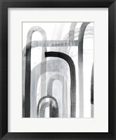 Yester Arches I Framed Print