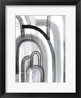 Yester Arches II Framed Print