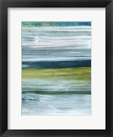Beryl Swipe II Framed Print