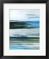Beryl Swipe III Framed Print