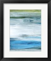 Beryl Swipe IV Framed Print