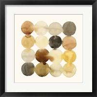 Spherical Sunlight I Framed Print