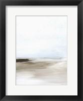 Coastal Zephyr I Framed Print