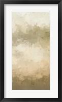 Freeform V Framed Print