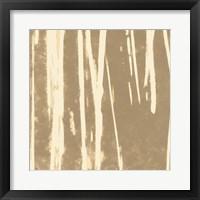 Neutral Paths I Framed Print