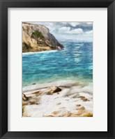 Framed Seaside Views I
