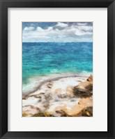 Framed Seaside Views II