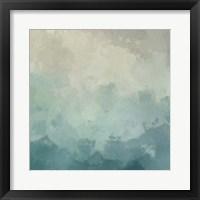 Summer's Calm II Framed Print