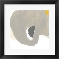 Tilt VI Framed Print