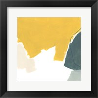 Tilt VIII Framed Print