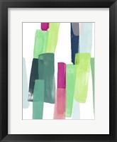 Paper Chase IV Framed Print
