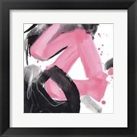 Salon Rouge V Framed Print
