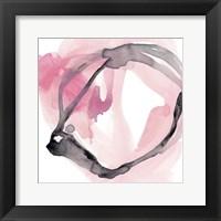Framed Salon Rouge VI