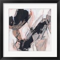 Tangerine Tango II Framed Print