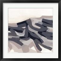 Puzzle Landscape II Framed Print