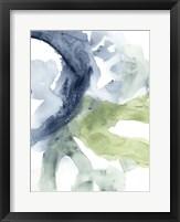 Tributary Flow I Framed Print