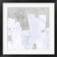 Ice Shield II Framed Print