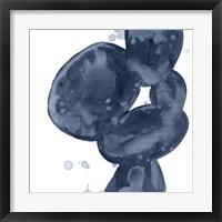 Orb Stack II Framed Print