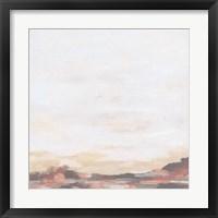 Rose Inlet II Framed Print